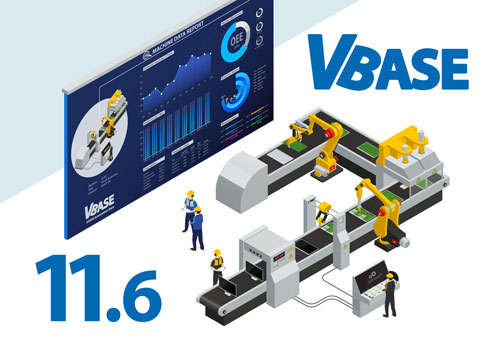 VBASE 11.6 - The reporting update.