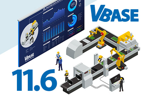 VBASE 11.6: The 'reporting' update.